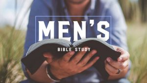 Men's Bible Study @ Harvest Fellowship